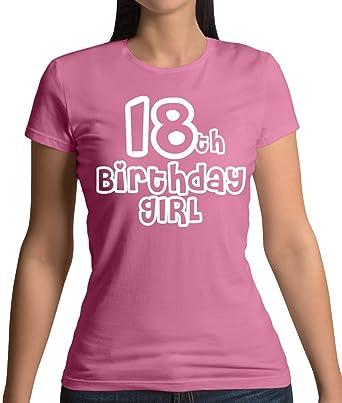 Birthtees 18th Birthday Girl
