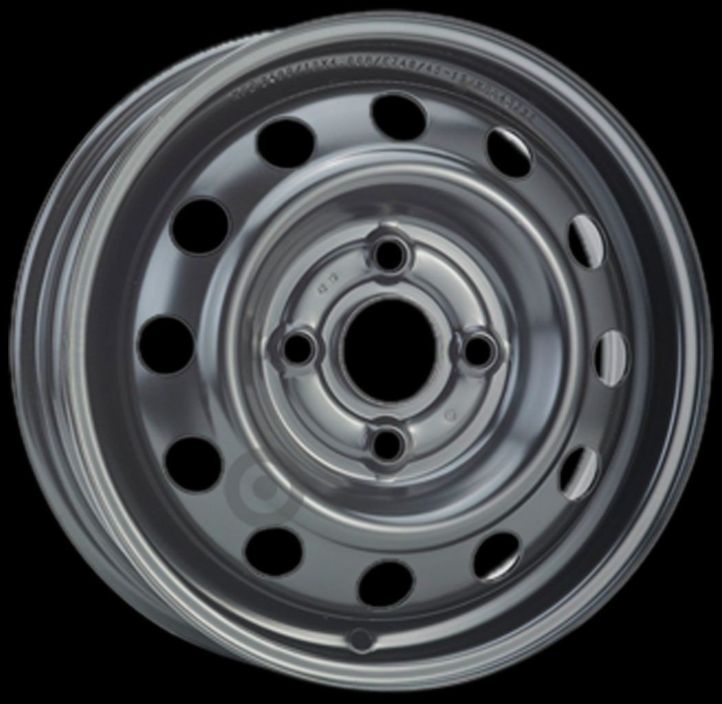 Stahlfelge Kia Picanto / Hyundai i10 bis 03/11 4x13 ET46 Stahlfelgen