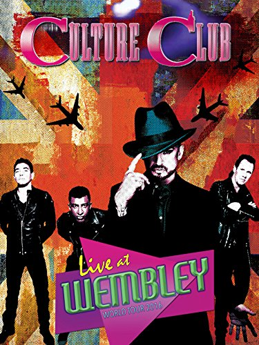 Culture Club Live at Wembley (Section 60)