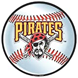 Sports and Tailgating MLB Party Pittsburgh Pirates Cutout Decoration, Paper, 12""