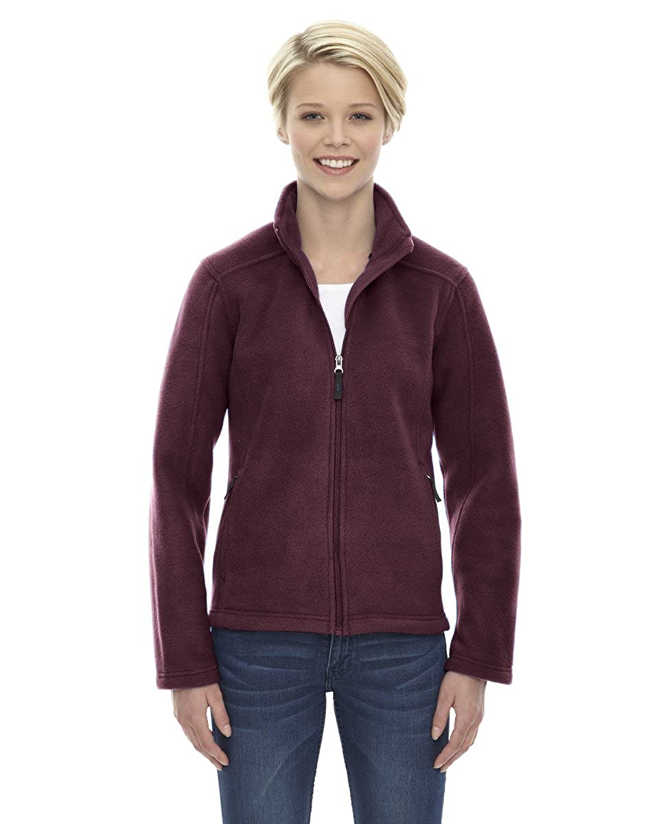 North End Women's Fleece Jackets Ash City - Core 365 M10228
