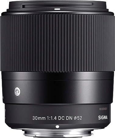 Sigma 30 Mm F1 4 Dc Dn Zeitgenössisches Objektiv Kamera