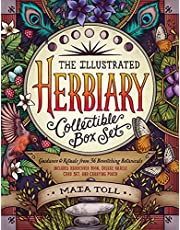 Toll, M: Illustrated Herbiary: Collectible Box Set: Guidance and Rituals from 36 Bewitching Botanicals; Includes Hardcover Book, Deluxe Oracle Card Set, and Carrying Pouch