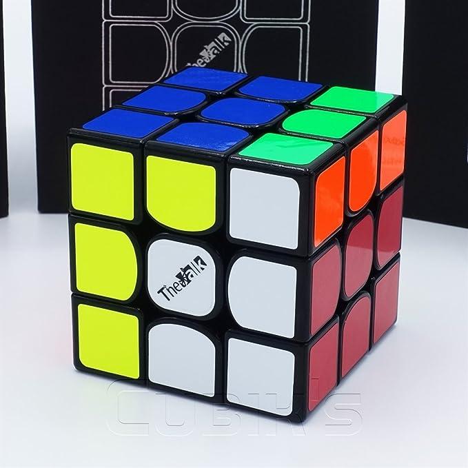 1 opinioni per *THE VALK 3*- QiYi 3X3 Professionale & Competizione Speed Cube Magic Cube