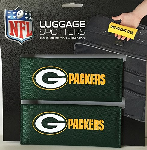 packers-luggage-spotter-suitcase-handle-wrap-bag-tag-locator-with-id-pocket-2-pack-closeout-great-gi