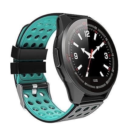 Amazon.com: CK20 Smartwatch Android iOS Bluetooth Waterproof ...