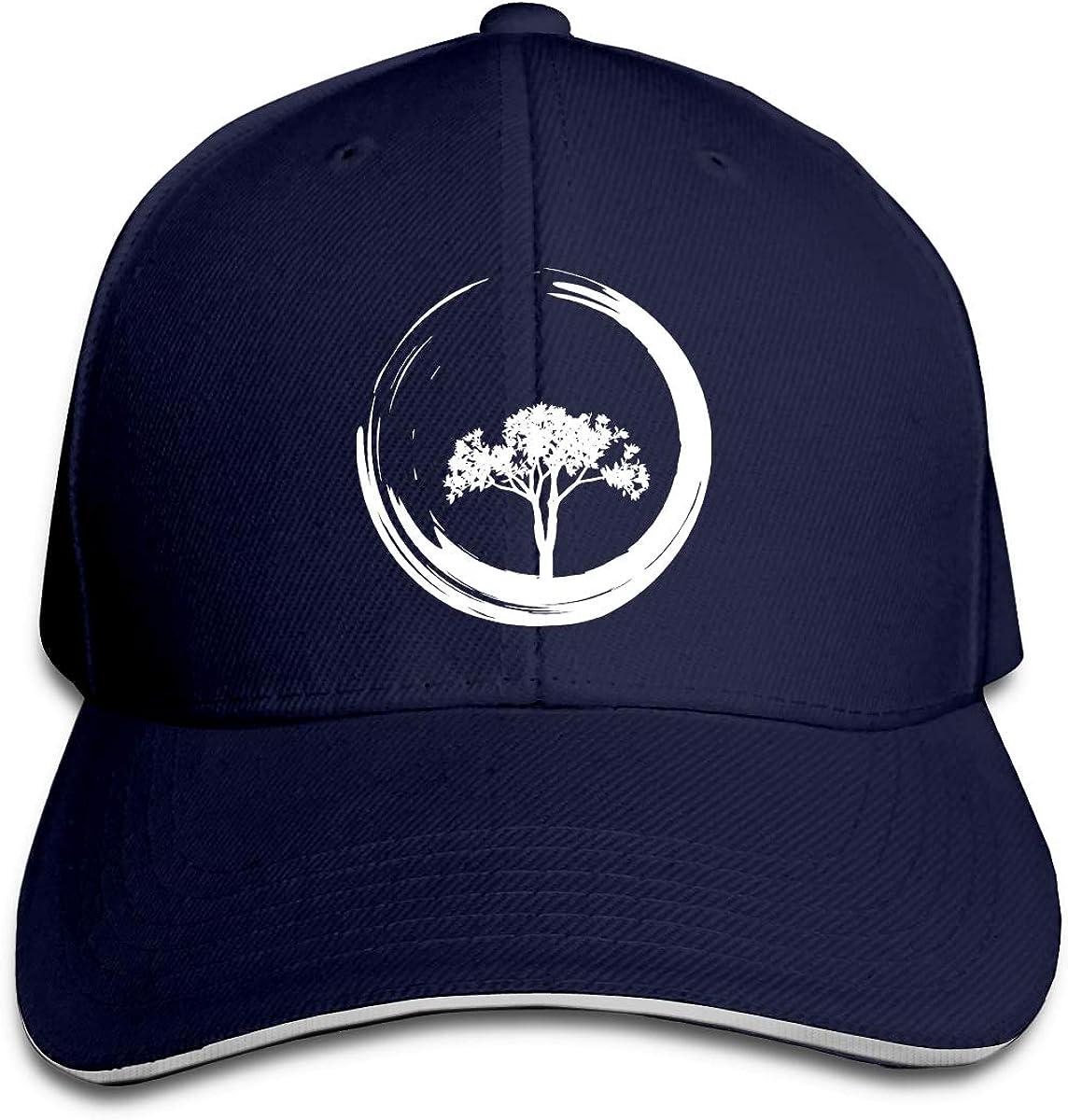 Yin Yang Classic Baseball Caps For Unisex Casual Great For Travle Hiking Visor Hats