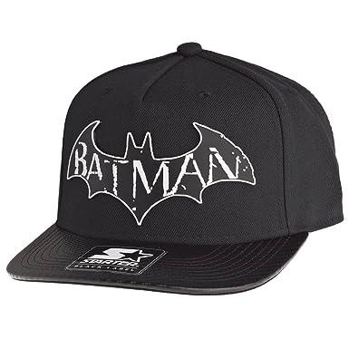 Gorra Starter - Batman Bat Mobile Negro/Negro Osfm: Amazon.es ...
