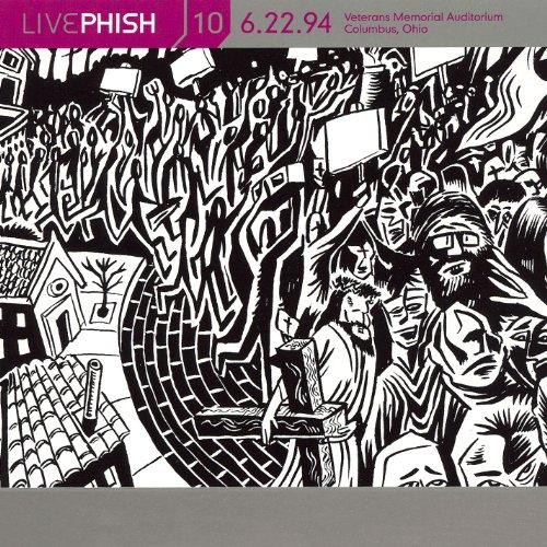 LivePhish, Vol. 10 6/22/94 (Veterans Memorial Auditorium, Columbus, OH)