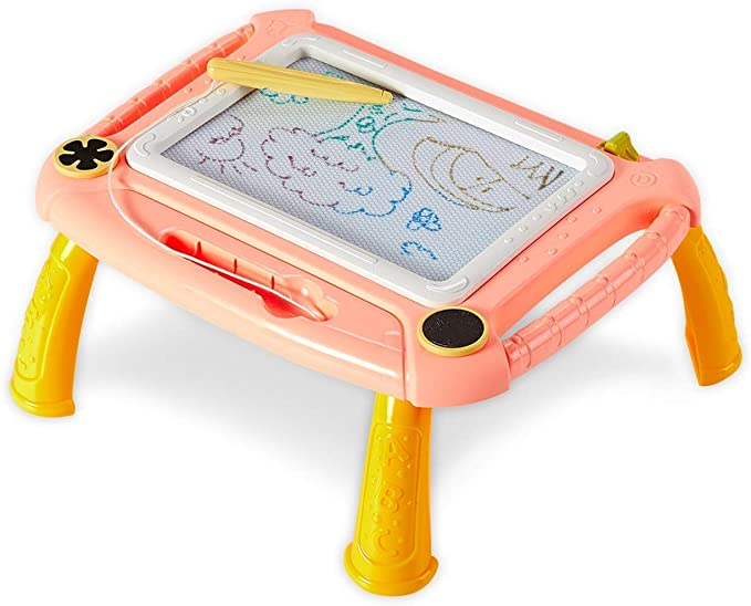 LODBY LCD Drawing Board Toys for 3-6 Year Old Boys Gifts Drawing Sketch Pad Toys for Age 2-6 Year Old Boys Electronic Writing Board for Kids Christmas Birthday Gifts for Age 2-6 Year Old Boys