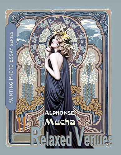 Alphonse Mucha Paintings - Le Pater: Alphonse Mucha (Painting Photo Essay series Book 11)