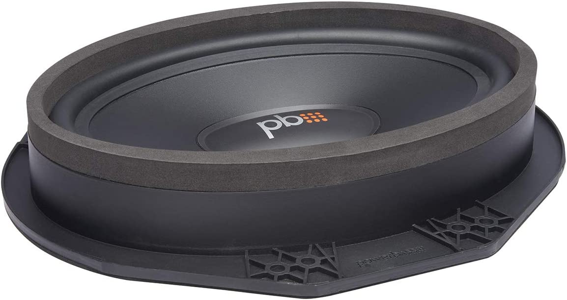 "Powerbass OE69C-FD 6"" x 9"" Component OEM Ford/Lincoln Replacement Speaker"