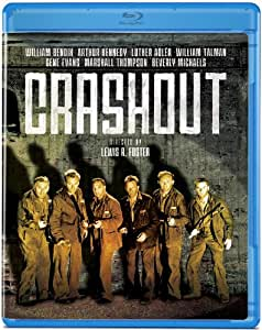 Crashout [Blu-ray]
