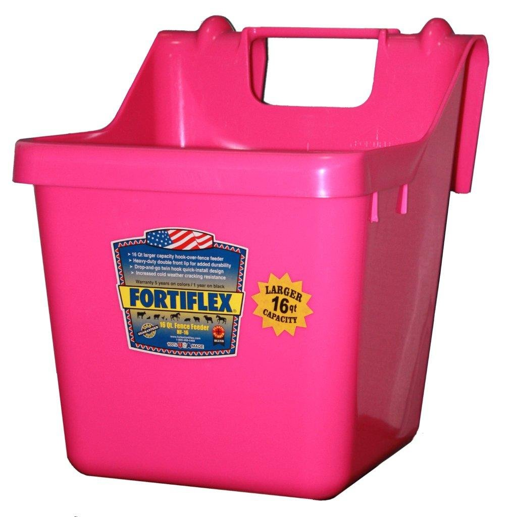 OVER THE FENCE BUCKET PINK Fortiflex HF-16