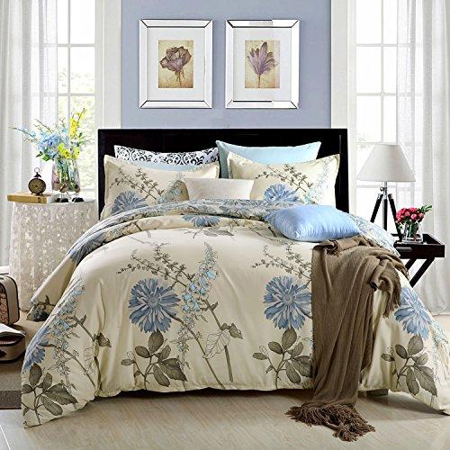Duvet Comforter Cover Set - 8