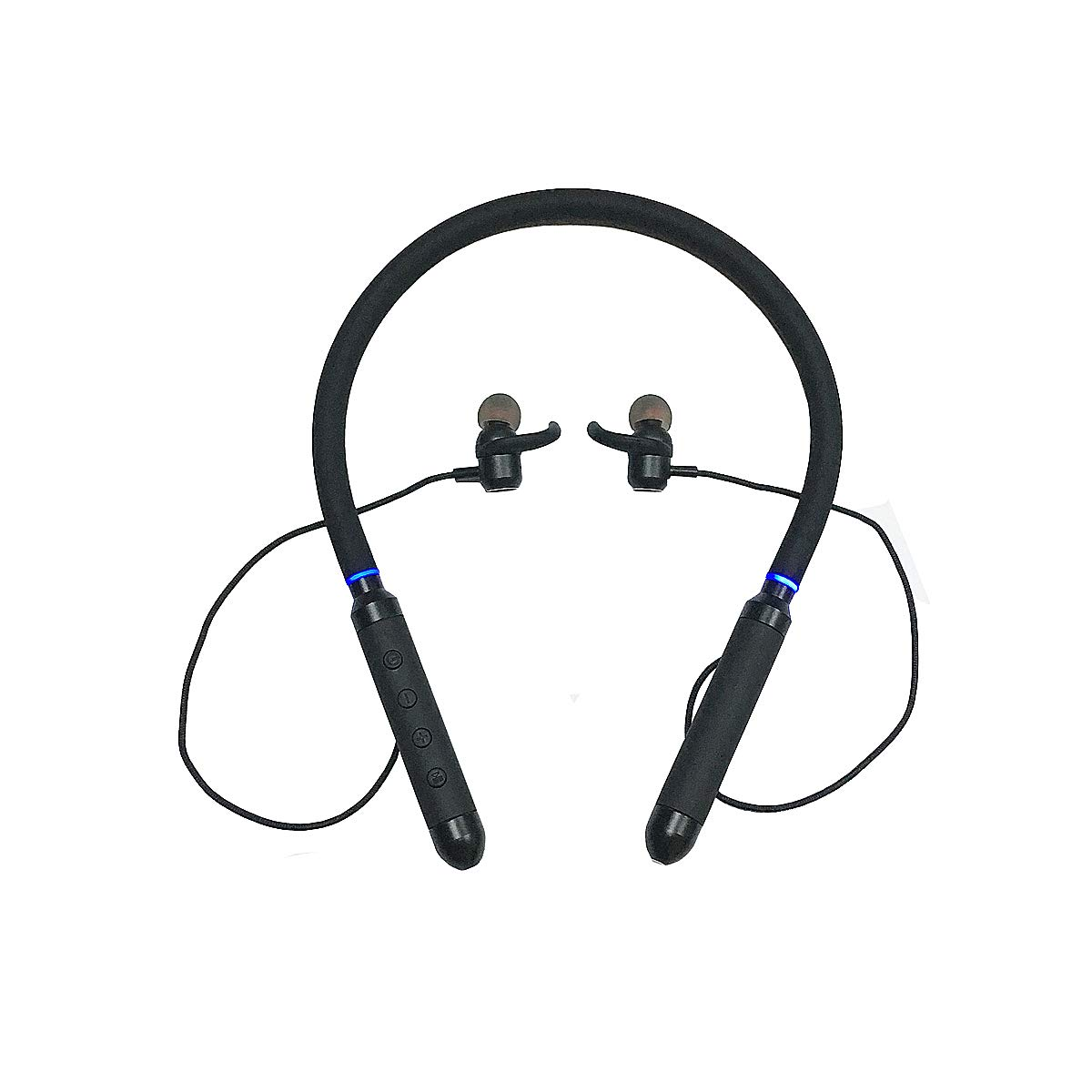 スポーツ用ヘッドホン microSDカード機能付き 環境光 Bluetoothヘッドフォン ノイズキャンセリングスポーツヘッドホン マイク付きワイヤレスイヤホン Bluetoothイヤホン ランニング 作業 適応   B07SJG955K