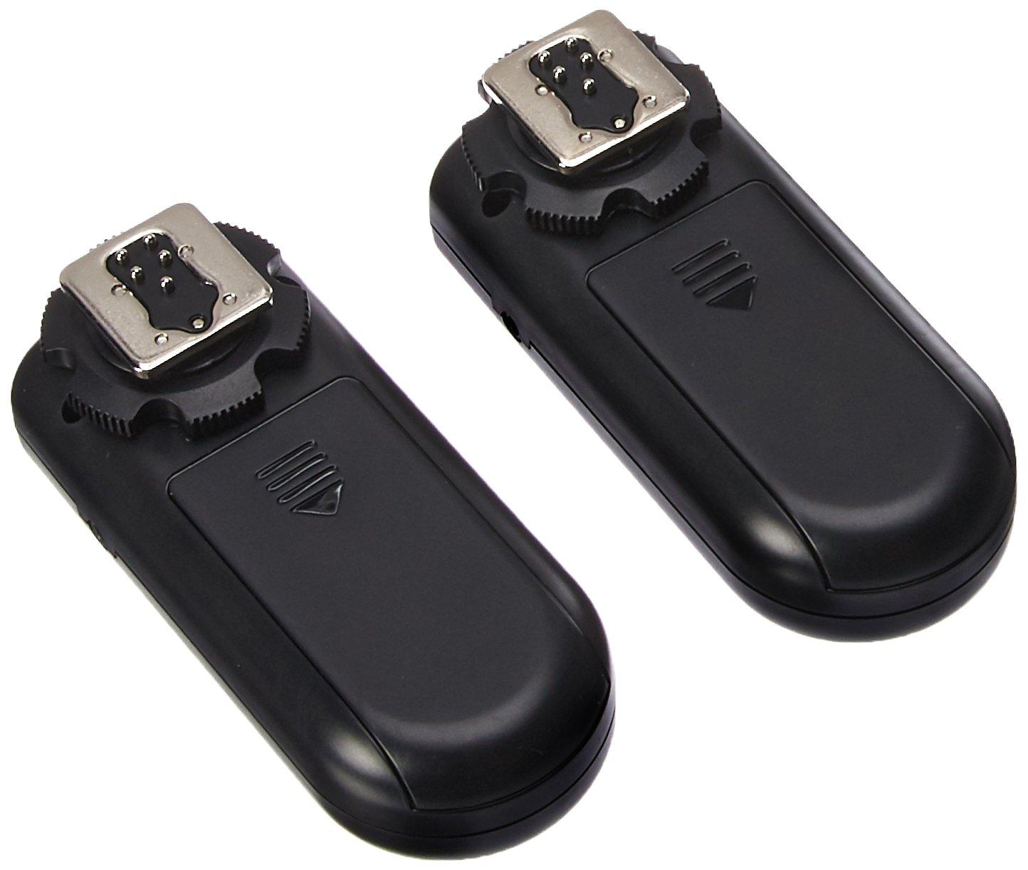 1//320sec Sync Speed Yongnuo RF-603 II 16-Ch Wireless Flash Trigger for Canon 3-Pin Connection 1D//5D//7D//10D//20D//30D//40D//50D Cameras 2.4GHz