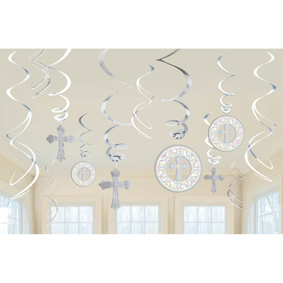 cintas decorativas para primera comunión