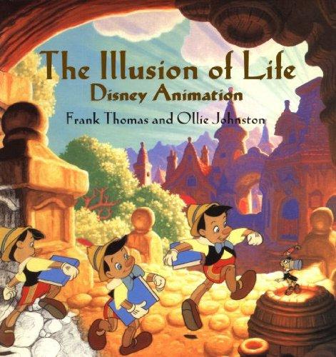 Disney Animation Art - The Illusion of Life: Disney Animation