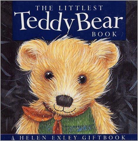 Book Littlest Teddy Bear Book (Minute Mini)