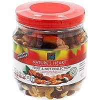 450g Mezcla de frutos deshidratados y nueces Nature's Heart Fruit & Nut collection