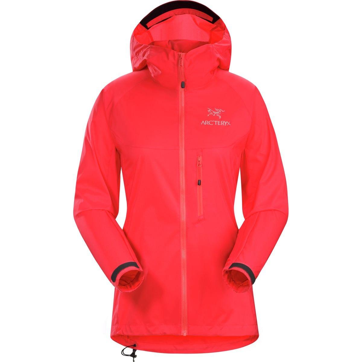 (アークテリクス) Arc'teryx Squamish Hooded Jacket レディース ジャケットRad [並行輸入品] B077N7JF8F Rad L