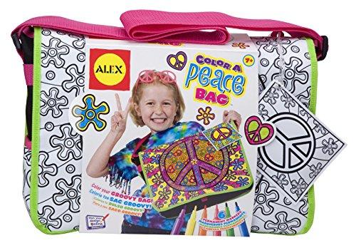 ALEX Toys Craft Color A Peace Bag ()