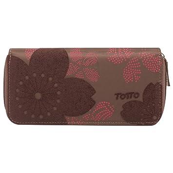 Totto - Cartera mujer - Kuma - Nueva Colección: Amazon.es: Oficina y papelería