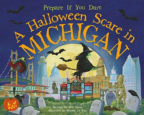 A Halloween Scare in Michigan -