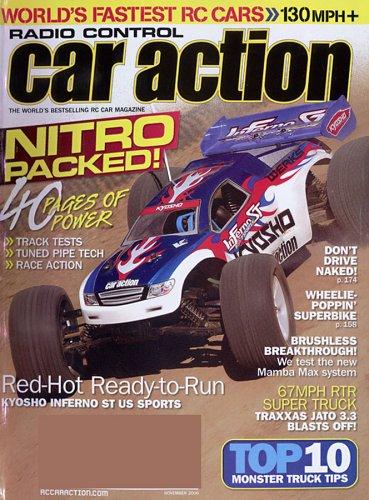 Radio Control Car Action Amazon Com Magazines