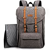 Hap Tim Travel Baby Diaper Bag Backpack, Large Capacity/Easy Organize/Comfortable/Fashion Cool Gift for Newborn Mother Father(Grey 5312) For Sale