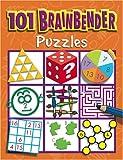 101 Brainbender Puzzles, Top That Editors, 1845102029