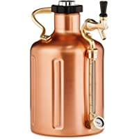 Up to 30% on GrowlerWerks uKegs and uPint Tumblers at Amazon.com