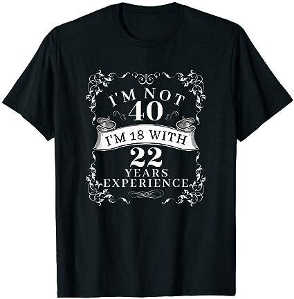 No Tengo 40, Tengo 18 años con 22 años de Experiencia para el ...