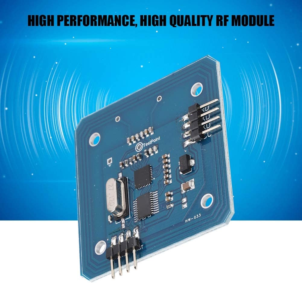 13.56mhz Reader-Writer Module IC Card RF Radio Frequency Module. Reader Module