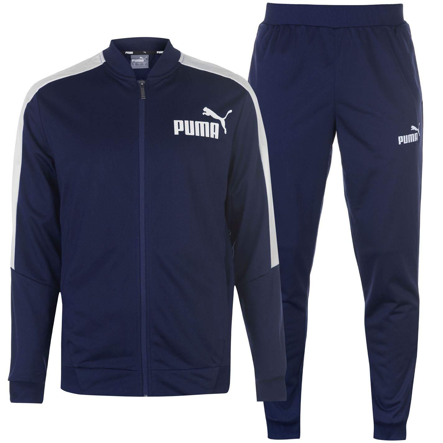 3d441f5eea124 Puma Baseball Tricot Suit CL: Amazon.co.uk: Sports & Outdoors