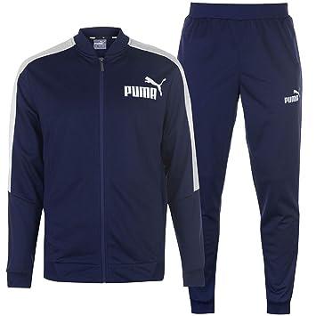 94b5a2a353e1e Puma Baseball Tricot Suit Cl. Survêtement Homme  Amazon.fr  Sports ...