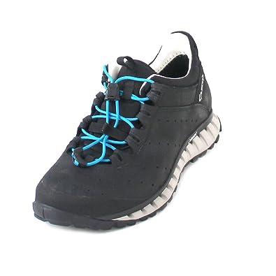 AKU Climatica Suede Gtx® Surround Schwarz, Damen Gore-Tex® EU 40 - Farbe Schwarz-Blau Damen Gore-Tex® Schwarz - Blau, Größe 40 - Schwarz