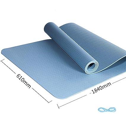 Amazon.com : JINRU Extra Thick Yoga Mat, Pro Yoga Mat Eco ...