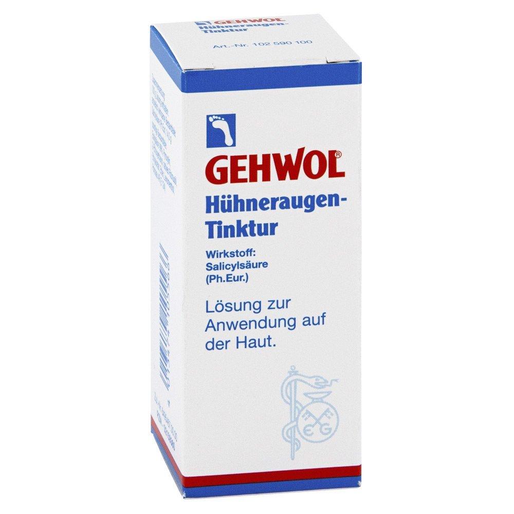 Gehwol Hühneraugentinktur 15 ml Eduard Gerlach GmbH 102590100