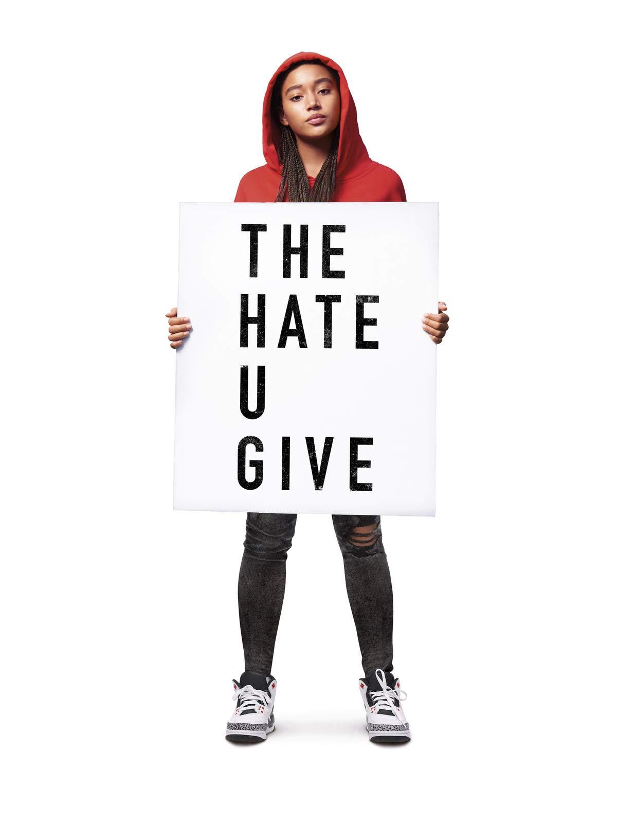 Amazon.com: The Hate U Give: Amandla Stenberg, Regina Hall, Russell ...