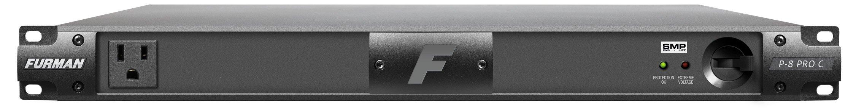Furman P-8 PRO C Power Conditioner