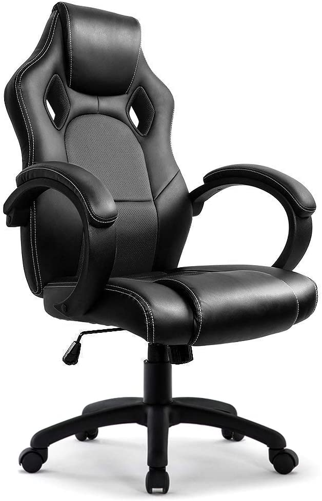 IntimaTe WM Heart Gaming High Back Office Chair Desk