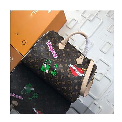 780027cf321f Amazon.com: L spaedy 30 Handbag for Womens Handbag Designer Fashion ...