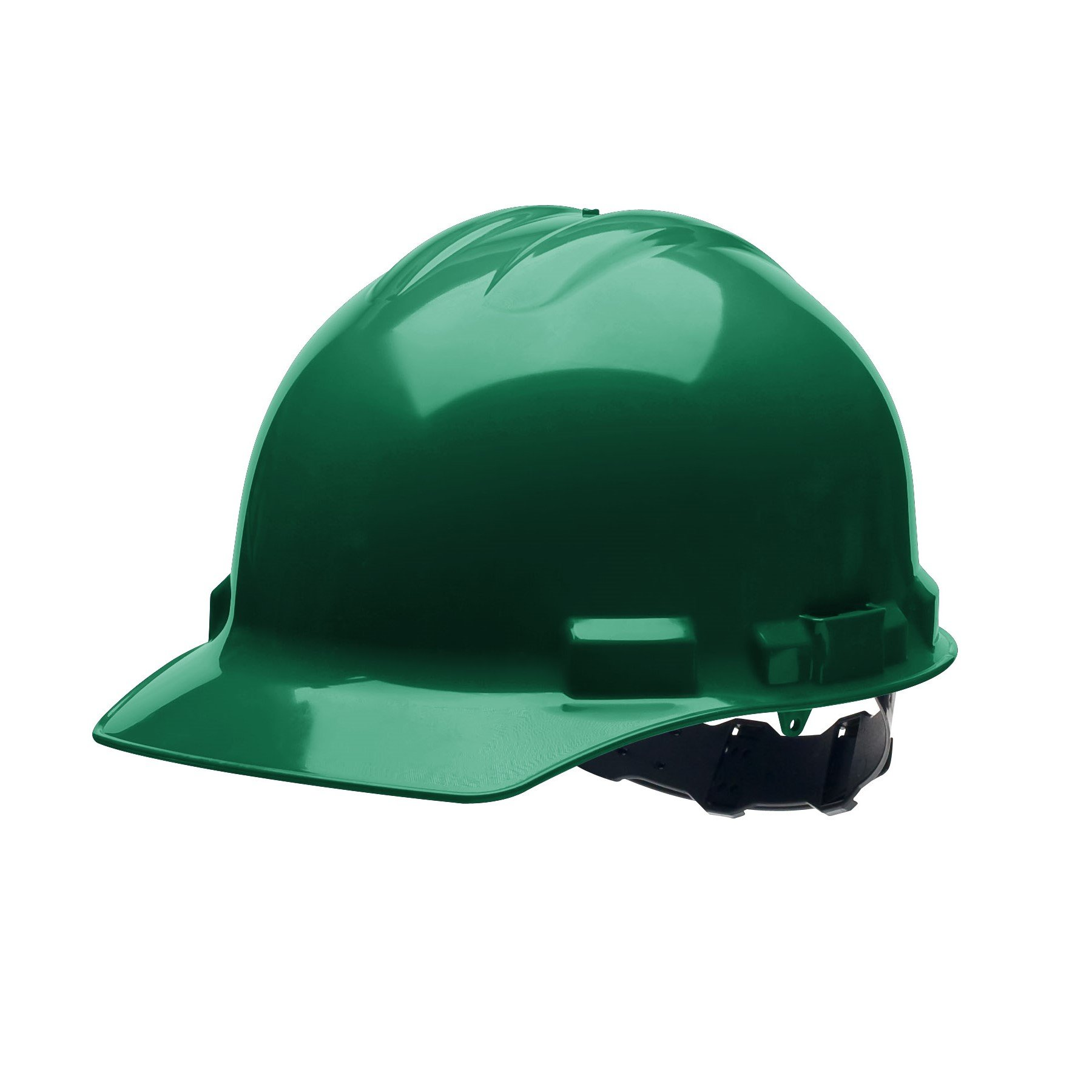 Cordova Safety Products H24R9 Duo Cap Style Hard Hat, Forest Green