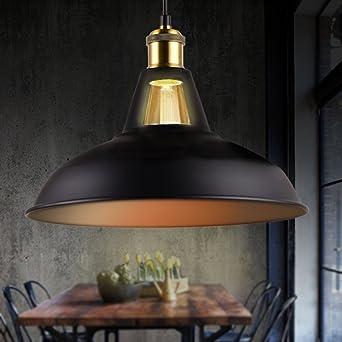 Vintage Industrial Pendant Lights Vintage Retro Hanging Light ...
