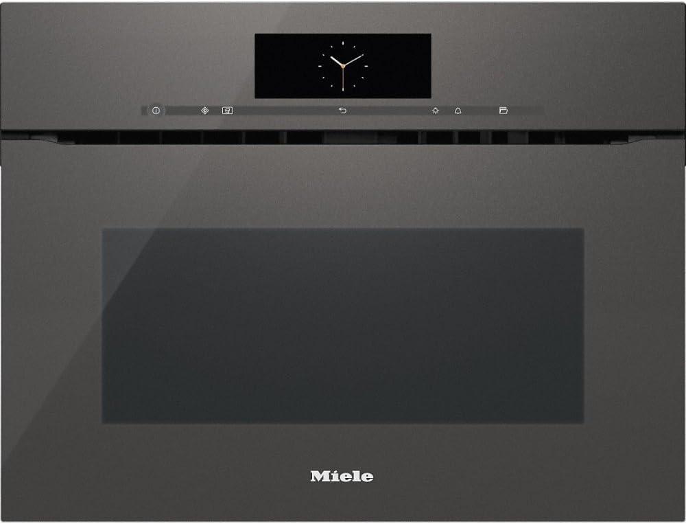 Miele – Horno Multifunción combinado Microondas H 6800 BM X grgr ...