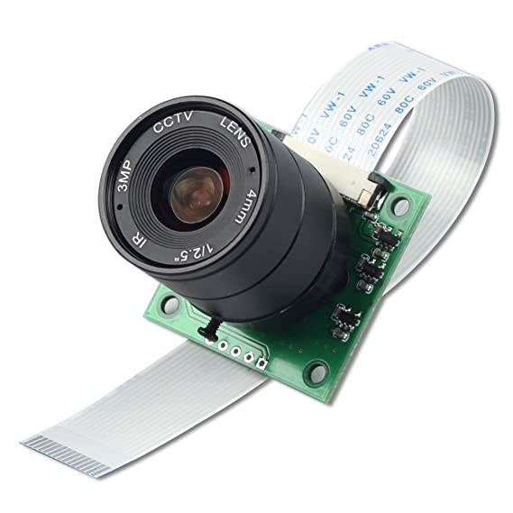 Review Arducam 5 Megapixels 1080p