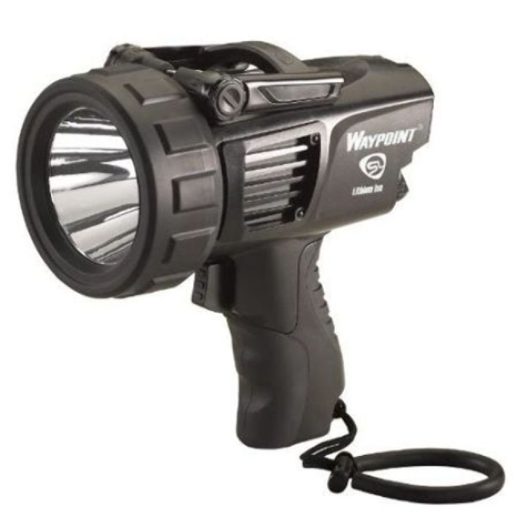 Police Security EMS EMT Portable Pistol Handheld Rechargeable Flood Spotlight by CAO outdoor product