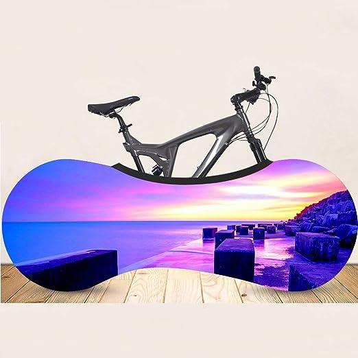 Joy-Beau Cubierta De Bicicleta - Bolsa De Almacenamiento para ...